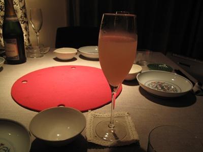 シャンパン~