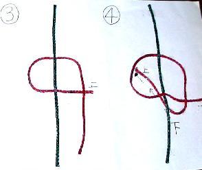 編み方図 3