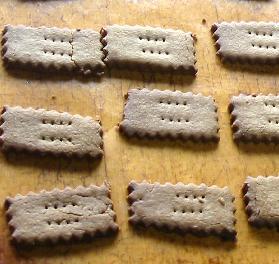プラリネクッキー