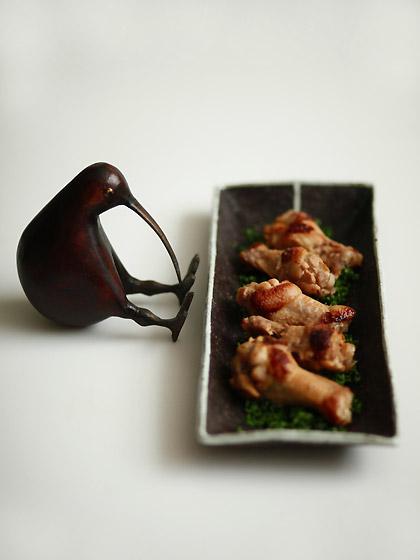 鶏肉のナンプラー&バター煮(トップ)