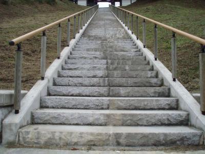250歩階段