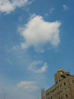 「雲の輪」