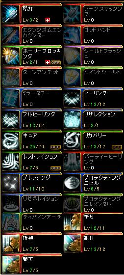 彷徨いスキルLV64