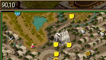 地図クエLV4場所