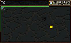地図クエLV7パブル鉱山