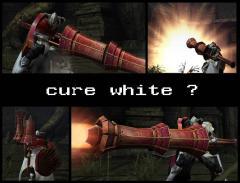 CURE WIHTE