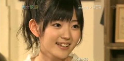 鈴木愛理15歳