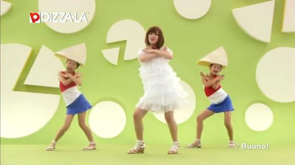 雅ちゃんのカマンダンス