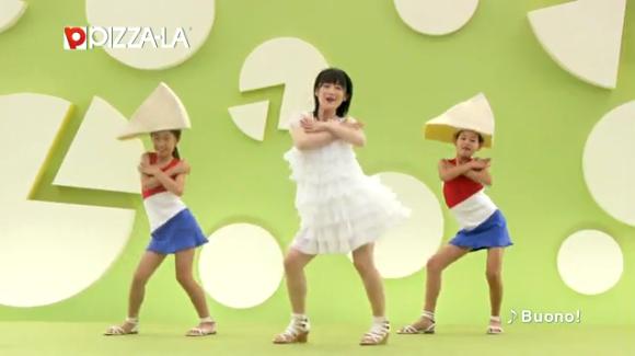 桃子ちゃんのカマンダンス