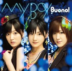 「MY BOY」DVD付き初回盤