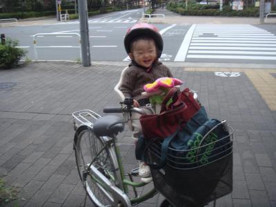 2008,10,7自転車