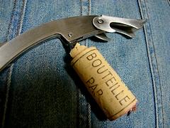 ボジョレー2008コルク