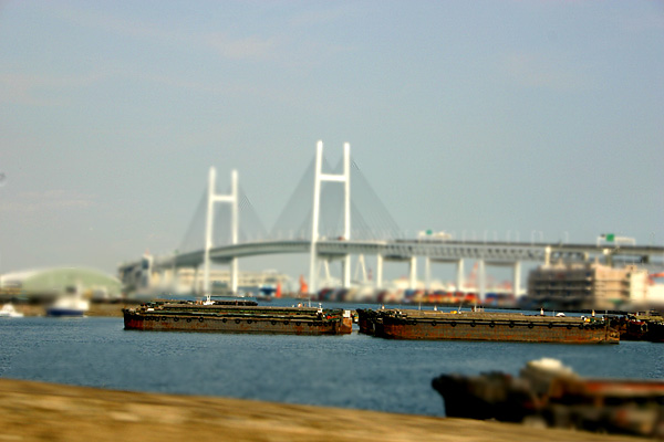 横浜貨物船