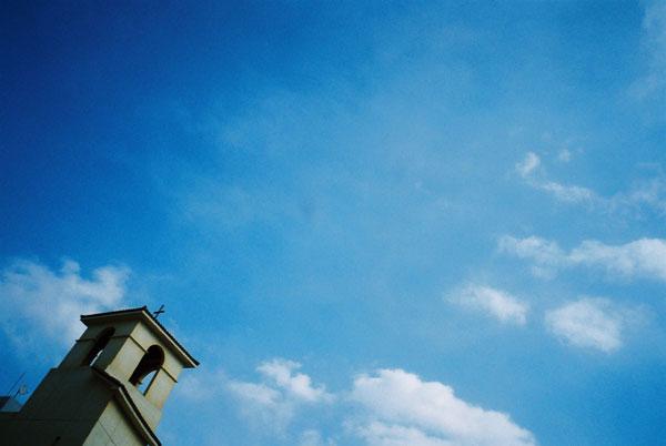 青空の教会