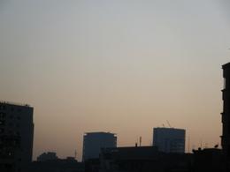 第3新東京市の夜明け