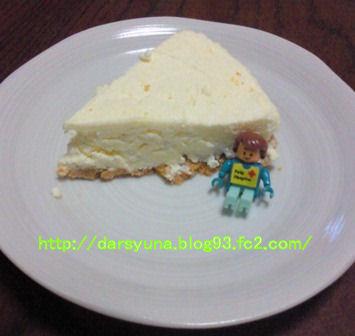 jjとケーキ