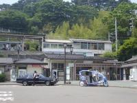 松島海岸駅。