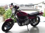 アオシマ製 1/12 KAWASAKI 750RS
