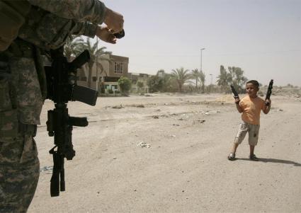 Daily Life in Sadr City, Iraq
