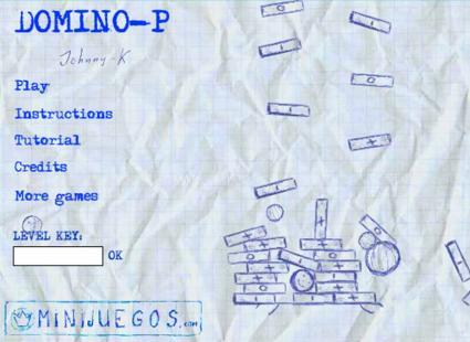 DOMINO-P│Johnny-K