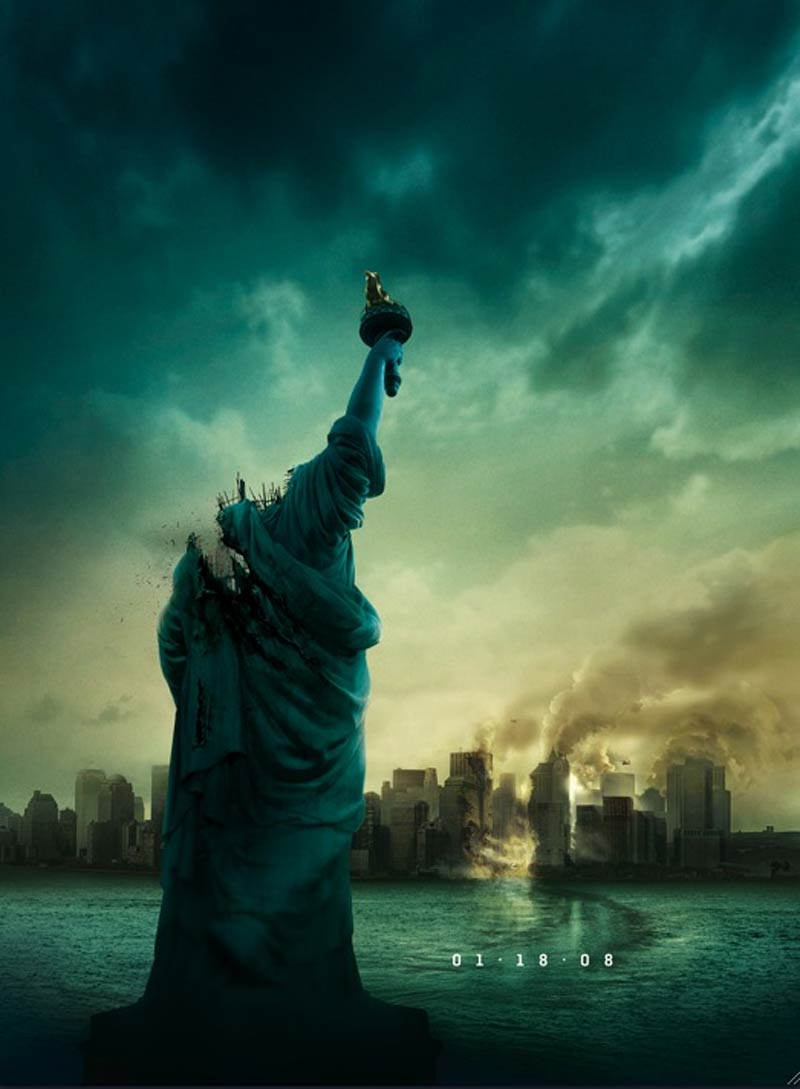Cloverfield Poster (US)
