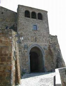La porta di Santa Maria