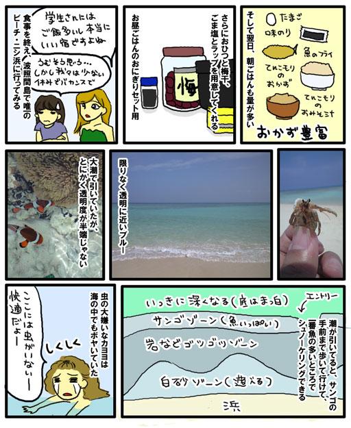 竹富・波照間島7