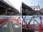 08-03-02 Williamsburg Bridge Walkway