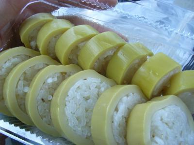 田舎寿司(たけのこ)