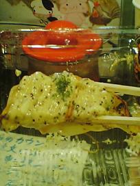 マヨペッパー餃子