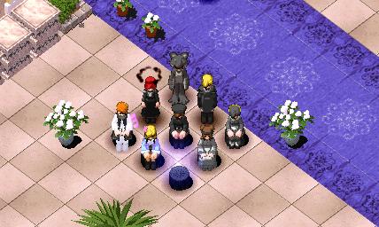 ショーくんの葬儀2