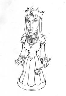 ハートの女王