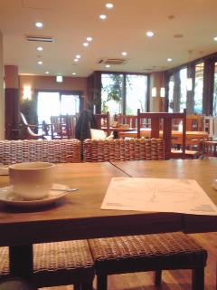 パンの美味しいカフェ♪