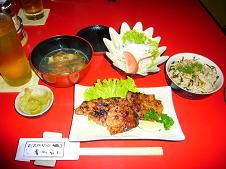 豚味噌焼定食
