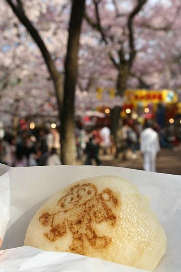 高遠城址公園 桜 4月12日 ローメンマン