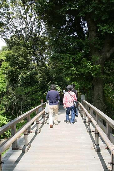 名古屋市徳川園 散策路