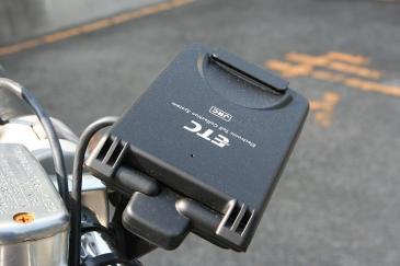 バイク ETC