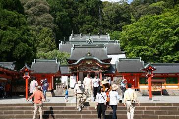 九州 2009GW 霧島神宮