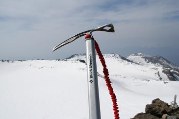 御岳山2009年5月10日 ピッケル