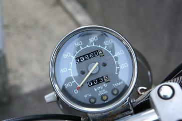 バイク もうすぐ10万km