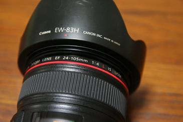 EF24-105 F4L