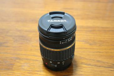 TAMRON SP AF17-50 F2.8