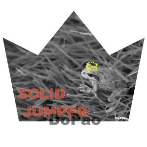 SOLID JUMPER イカしたカエルの王様 オリジナルデザイン