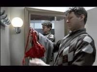 お父さん、女性の下着を着けてはイケマセン