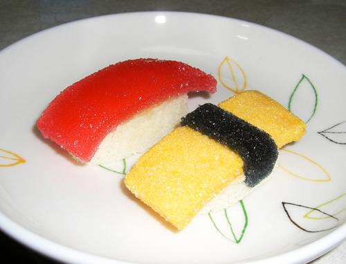 おかしなたびべんとう寿司
