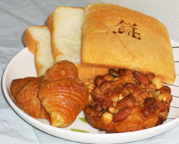 パネッテリアヴィヴォのパン