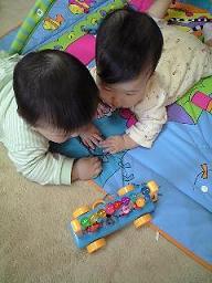 おもちゃ遊び2