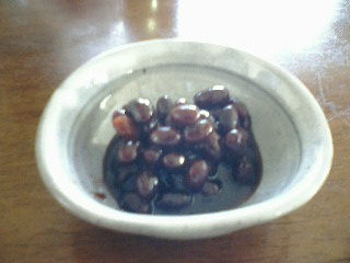 黒豆(by母)