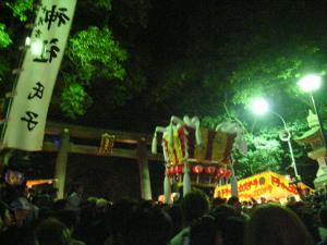枚岡神社秋郷祭 001