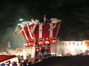 枚岡神社秋郷祭 007
